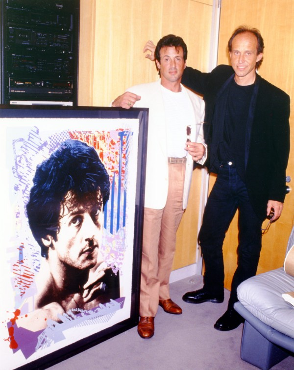 Jim and Sly
